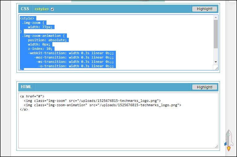 CSS程式碼產生器3