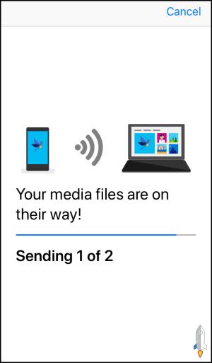 Windows版Airdrop教學10