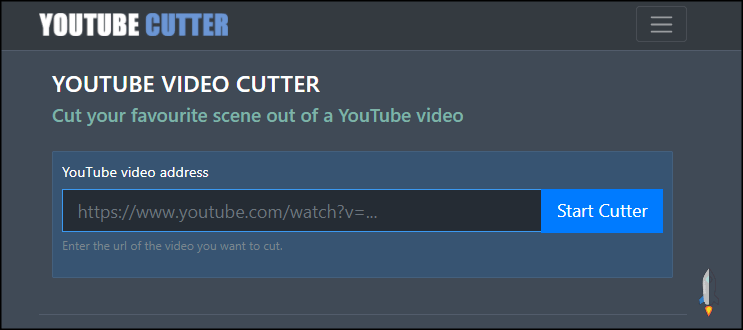 YouTube-Video-Cutter線上剪YouTube片段1
