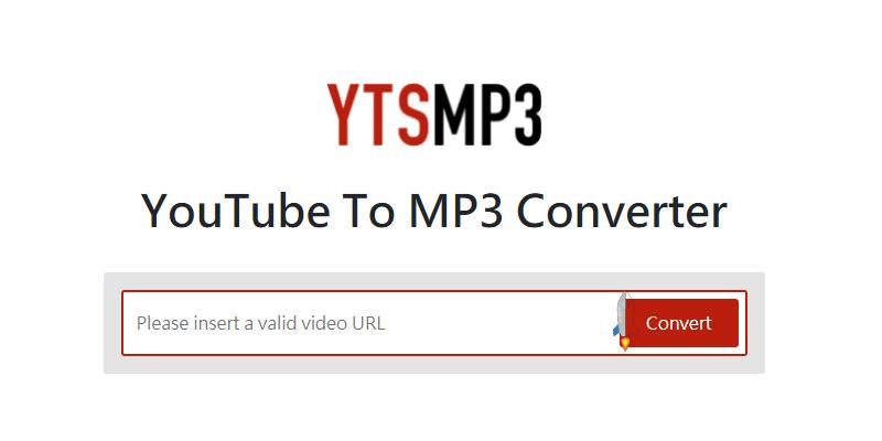 YTSMP3線上YouTube轉mp3下載